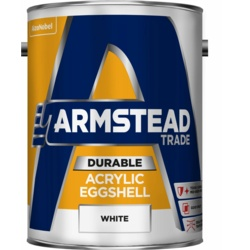 Armstead Trade Durable Acrylic Eggshell 5L