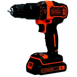 Black & Decker Hammer Drill With Kitbox