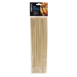 Chef Aid Bamboo Skewers (100)