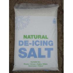 Salt Grit De-Icer Salt