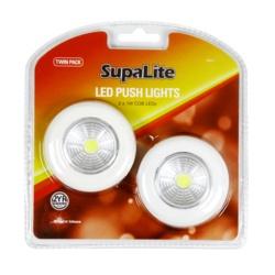 SupaLite LED Push Light