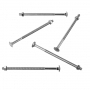 SupaFix Carriage Bolt Pack 5
