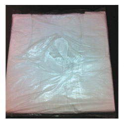 White Carrier Bags