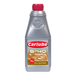 Carlube 5W-40 Fully Synthetic Engine Oil