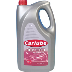 Carlube 10W-30 Pro Plus Mineral Petrol Engine Oil