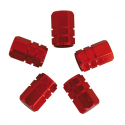 Valve Piston Red Caps