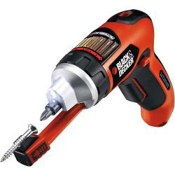 Lithium-ion Screwdriver