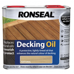 Ronseal Decking Oil 2.5L