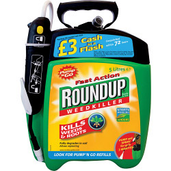 Roundup Fast Action Pump n Go Weedkiller