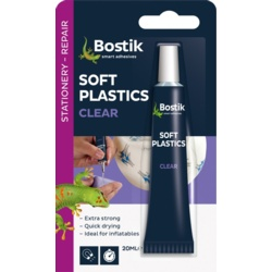 Bostik Soft Plastics Clear Adhesive