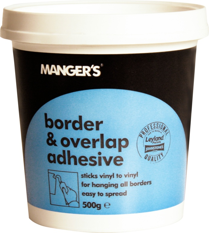 Mangers Border Amp Overlap Adhesive Stax Trade Centres