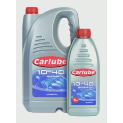 Carlube 10W-40 Mineral Engine Oil
