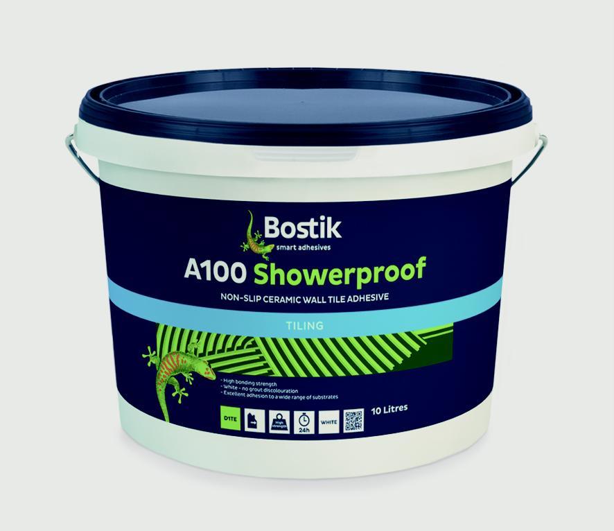 Bostik Showerproof Tile Adhesive Stax Trade Centres