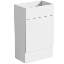 SP Sherwood White WC Unit 500mm
