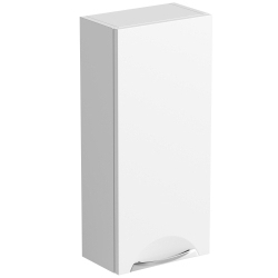 SP Sherwood White Single Door Wall Unit 300mm