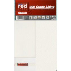 ErfurtMAV Red Label 800 Grade Lining Paper