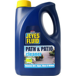 Jeyes Fluid Path, Patio & Drive Cleaner