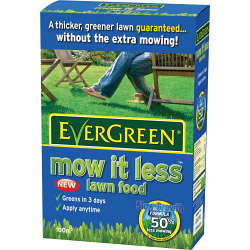 EverGreen Mow it Less