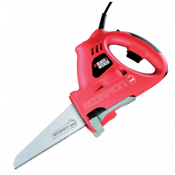 Black & Decker Scorpion Multi Saw