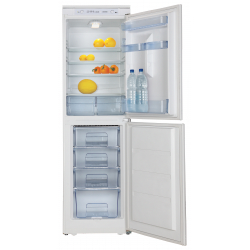 CDA 50/50 Integrated Fridge Freezer