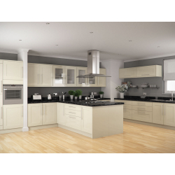 Gower Rapide+ Positano End Worktop Support