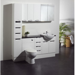SP Sherwood Plinth White