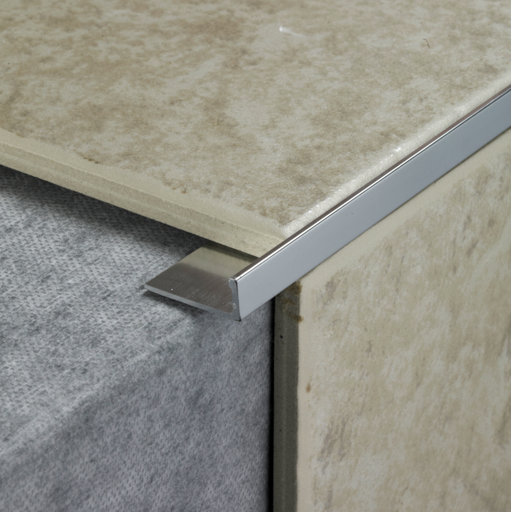 Tile Rite L Shape Tile Trim - Stax Trade Centres