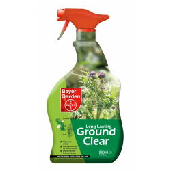 Bayer Ground Clear RTU 800ml Display Unit