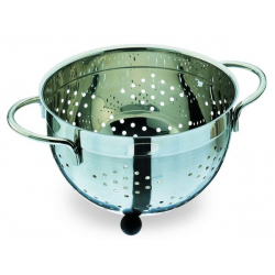 22cm Colander With Plastic Feet