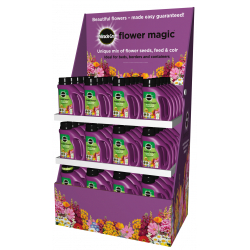 Miracle Gro Flower Magic Multicolour Display Unit60