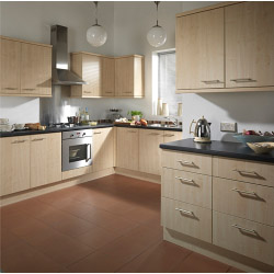 Gower Rapide+ Amalfi End Worktop Support