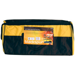 Blackspur Wide Opening Tool Bag