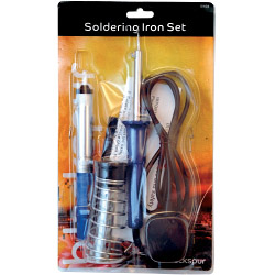 Blackspur Soldering Iron Set