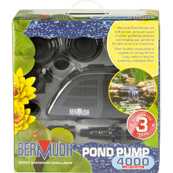 Bermuda Submersible Pond Pump