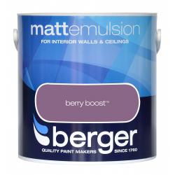 Berger Matt Emulsion 2.5L