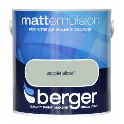 Berger Matt Emulsion 2.5L