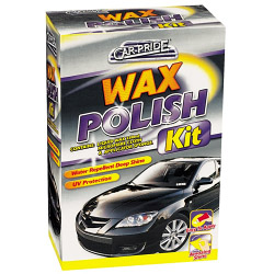 Car Pride Carnauba Wash And Wax