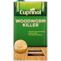 Cuprinol Woodworm Killer Low Odour