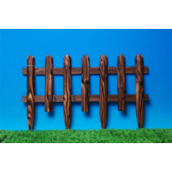 Ackerman B/Wood Picket Fence