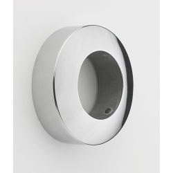 Rothley Handrail Socket - Chrome Finish