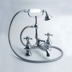 T C Bathrooms Balmoral Bath Shower Mixer