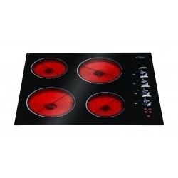 CDA Four Zone Ceramic Hob Frameless