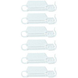 Chef Aid Bag Clippets (Set of 6)