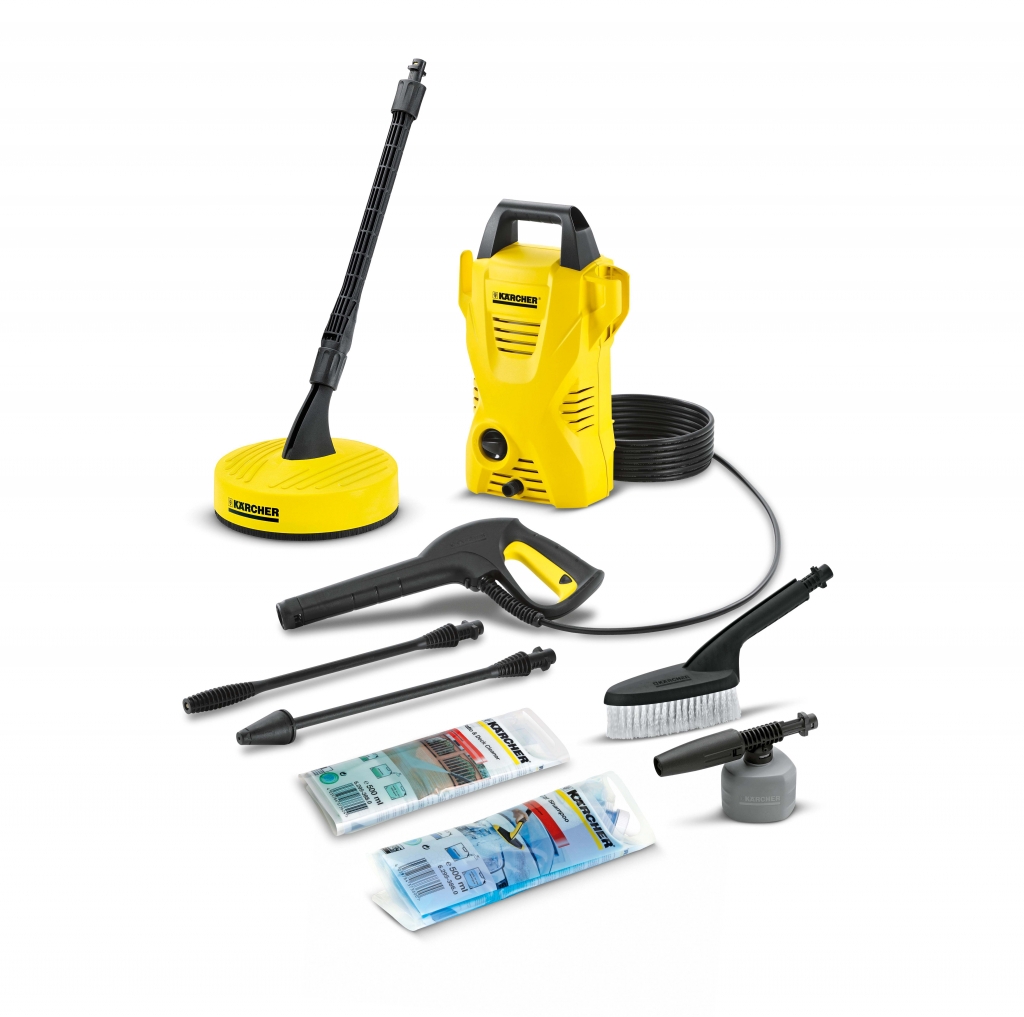 karcher k2 compact car home pressure washer stax trade. Black Bedroom Furniture Sets. Home Design Ideas