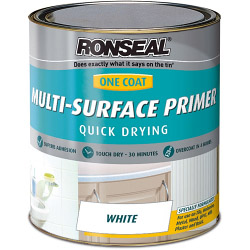 Ronseal One Coat Multi Surface Primer 750ml