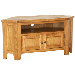 Besp-Oak Large Corner TV Unit