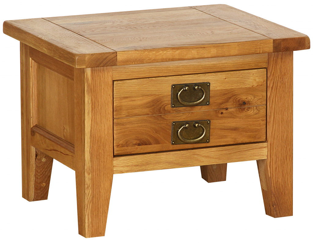 Besp Oak Vancouver Petite Small Coffee Table Stax Trade Centres