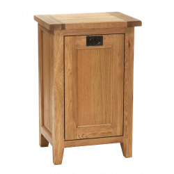 Besp-Oak Compact Laundry Chest with 1 Drawer
