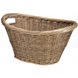 Parasene Oval Wicker Log Basket