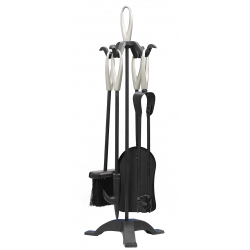 Parasene Warwick Black Pewter Companion Set